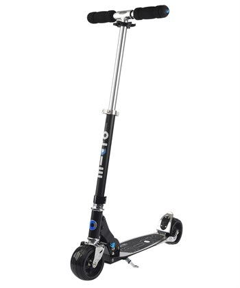 MICRO ROCKET SCOOTER BLACK