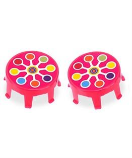 MICRO WHEEL WHIZZER NEON DOTS