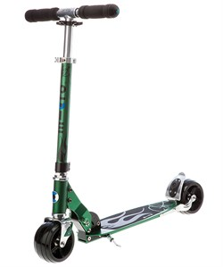 MICRO ROCKET SCOOTER GREEN