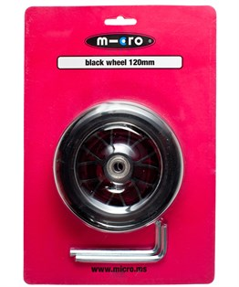 BLACK WHEEL 120mm